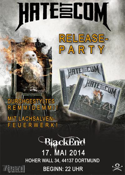 Hatedotcom Release