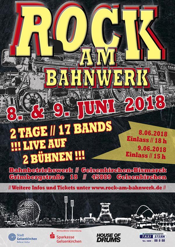 rock am bahnwerk 2018